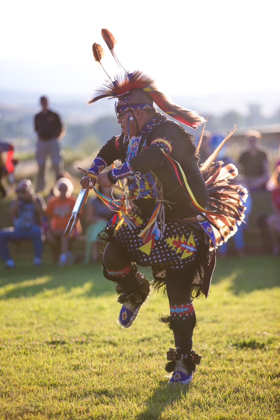 Eagle Spirit Dancer