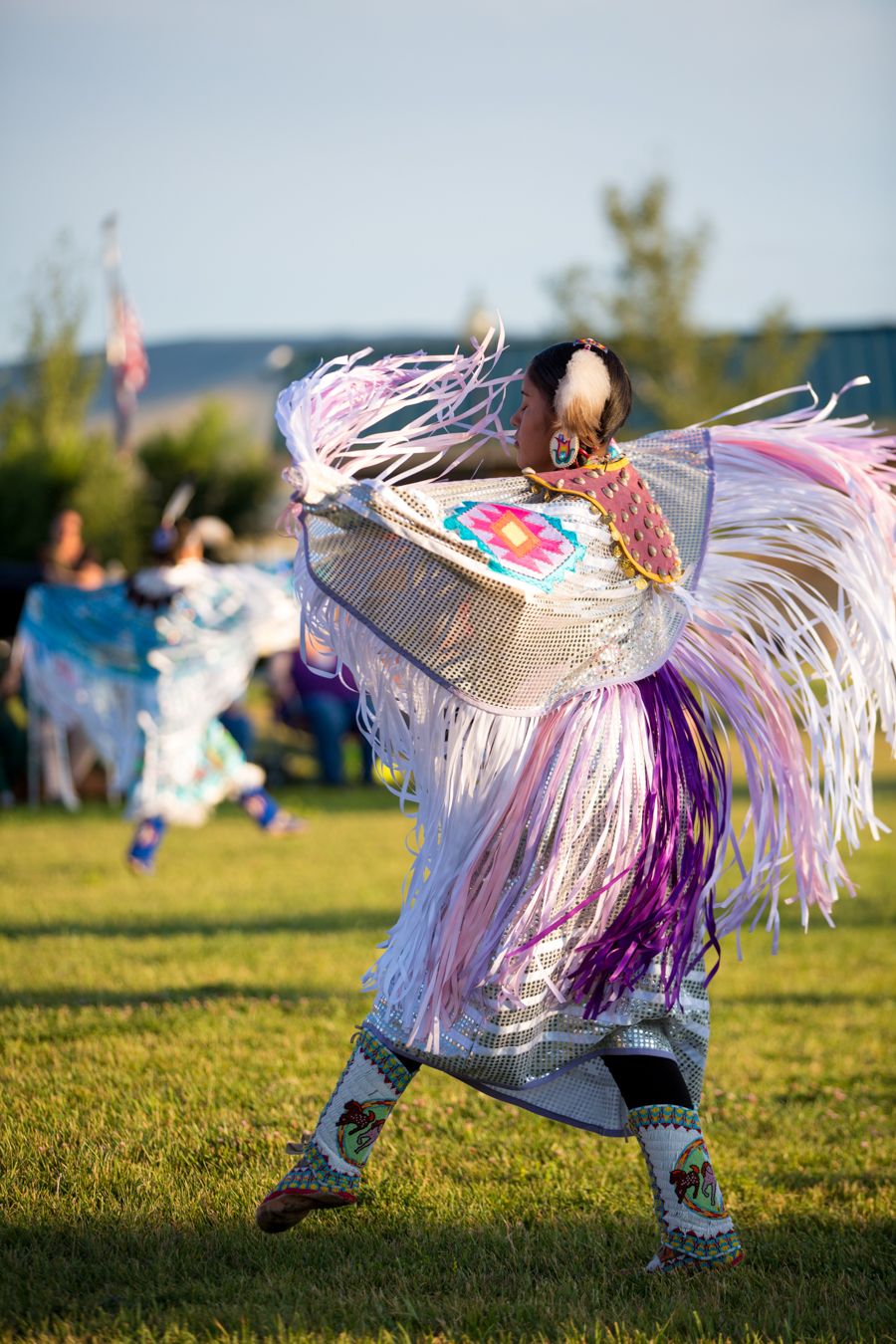 Eagle Spirit Dancer
