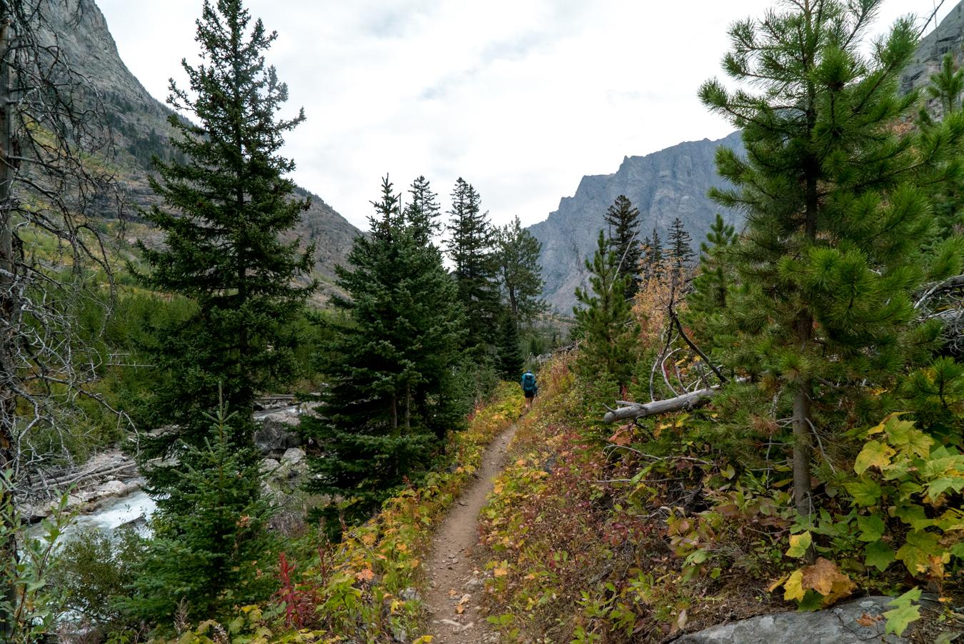Final hike on the Beaten Path