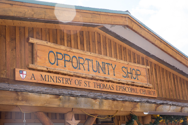 Opportunity Thrift Shop